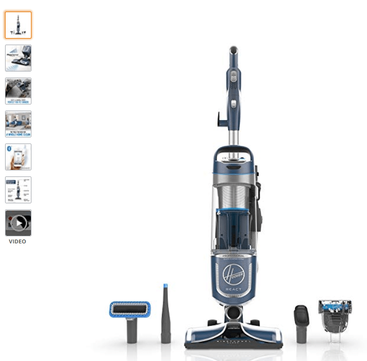 Hoover REACT Professional Vacuum Cleaner