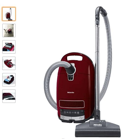 Miele C3 Cat and Dog Powerline Vacuum